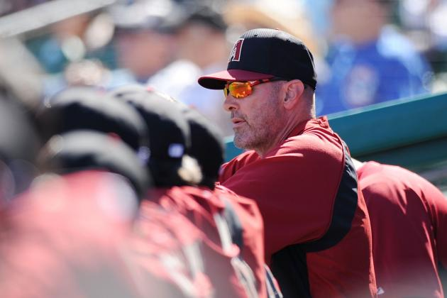Final Predictions for Who Will Make the Arizona Diamondbacks Roster