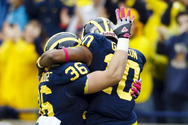 Michigan Football: 6 Walk-Ons Who Will Make an Impact This Spring