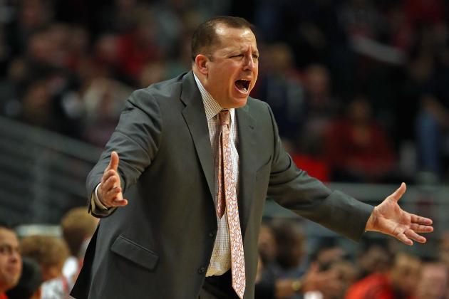 NBA Coaches Gone Wild