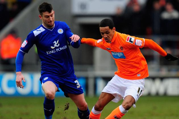 Thomas Ince Is More Than Happy to Stay with Blackpool