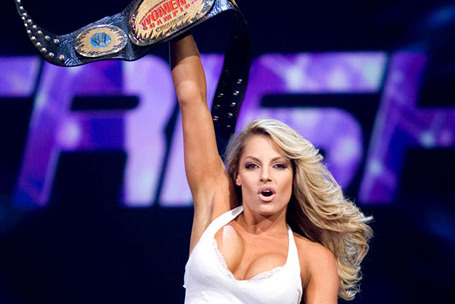WWE Hall of Fame 2013: Trish Stratus Says Whom She Wants to Induct Her
