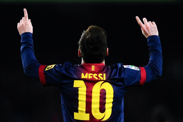 Messi to Become Fourth Barca Captain
