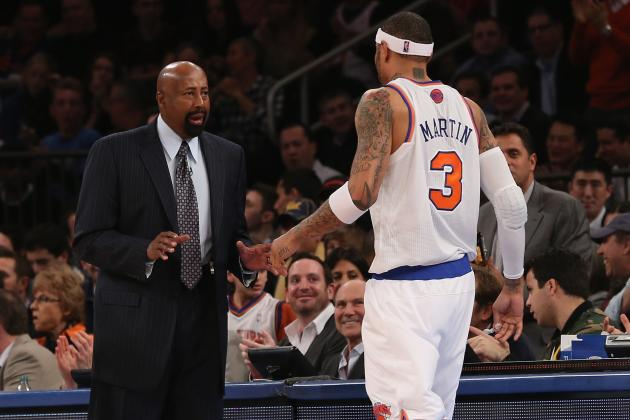 Biggest Issue NY Knicks Must Solve Before the Start of the Playoffs