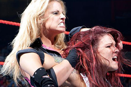 Trish Stratus Wants Lita to Induct Her into WWE Hall of Fame