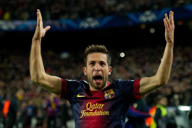 Jordi Alba: Measuring His Progress at Barcelona This Season