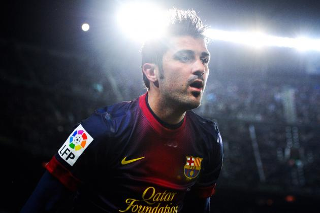 Barca to Start Villa Contract Talks