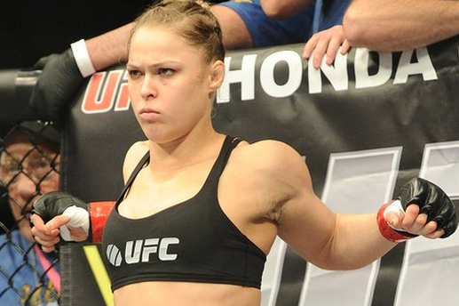Rousey Says It Would Be 'Nice' If Zingano Beats Tate at TUF Finale