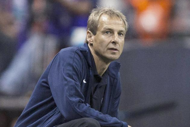Jurgen Klinsmann Puts Undefeated Career Record vs. Mexico to the Test