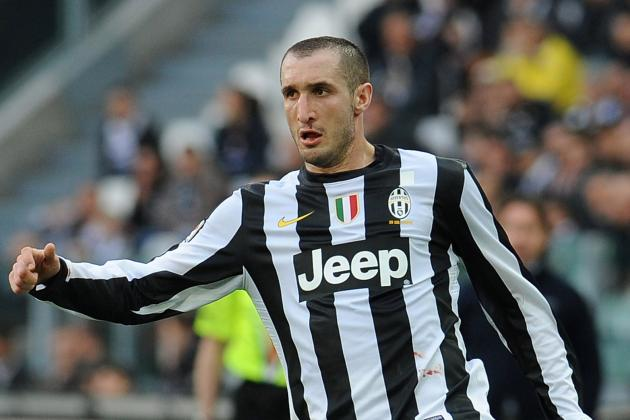Milan Rejected €4m Chiellini