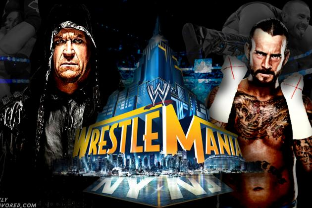 How WrestleMania Results Could Shake Up the WWE