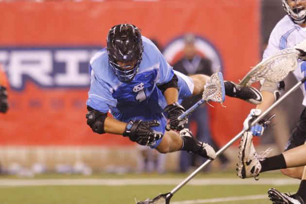 NCAA Lacrosse: Wild Weekend Headlined by Maryland Loss to UNC