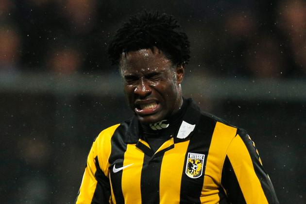 Transfer News: Vitesse Arnhem Striker Wilfried Bony Quiet on West Ham Link