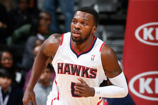 Hawks in Talks to Re-Sign Shelvin Mack