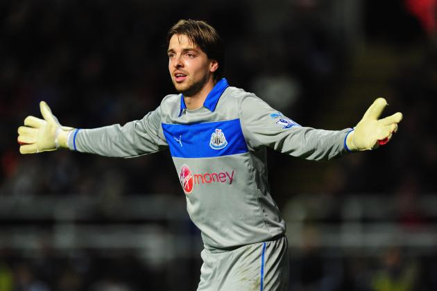 Newcastle United Keeper Tim Krul Nearing a Return to Side