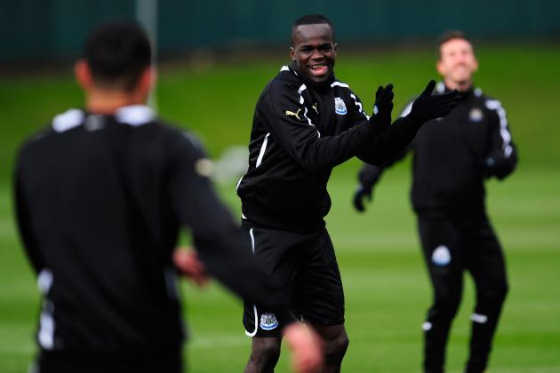 Cheick Tiote Warns Newcastle Still Not Guaranteed Premier League Safety