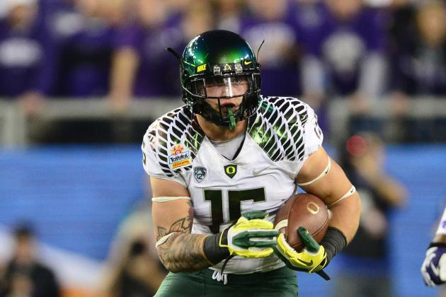 Oregon Releases Statement Regarding Tight End Colt Lyerla's Controversial Tweets