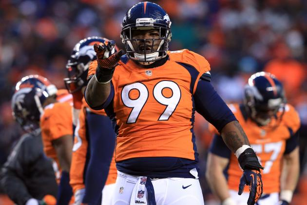 Kevin Vickerson Upset Over Broncos' Loss of Dumervil