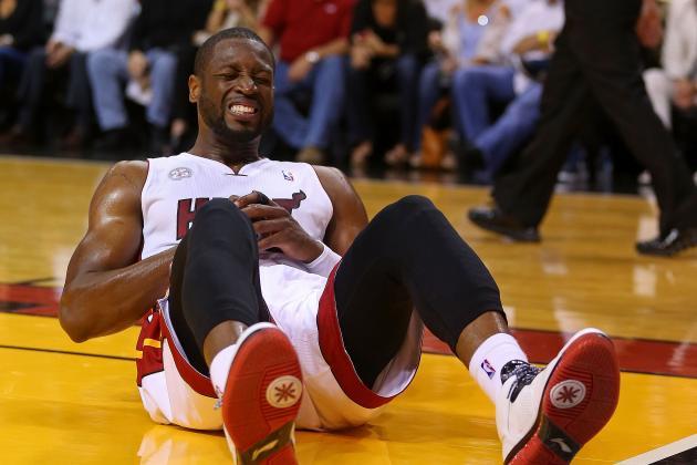 Should Miami Heat Put Dwyane Wade Back on 'Maintenance' Program?