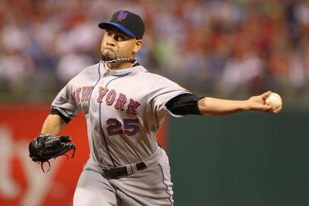 Mets Inform Feliciano He Will Not Make Oepning Day Roster