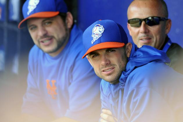 Mets' David Wright Takes a Significant Step in Recovery Process