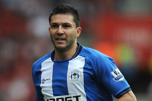 Antolin Alcaraz Insists Premier League Survival Is Wigan's Main Focus