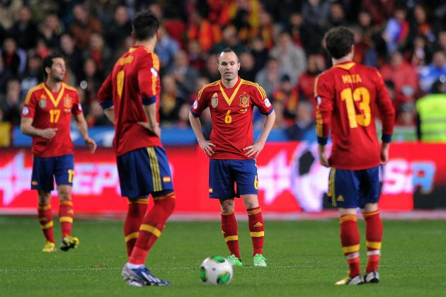 Predicting Spain's Starting Lineup Against France in Their World Cup Qualifier