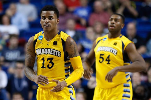 Marquette Basketball: The Golden Eagles Must Get over the Sweet 16 Hump