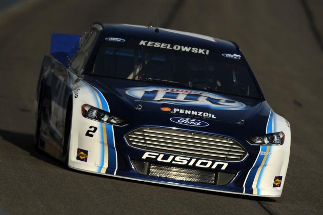 Penske Transition from Dodge to Ford Was Good Timing, Says Kes' Crew Chief