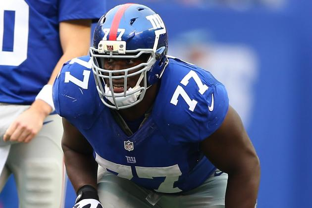 Giants Re-Sign Kevin Boothe