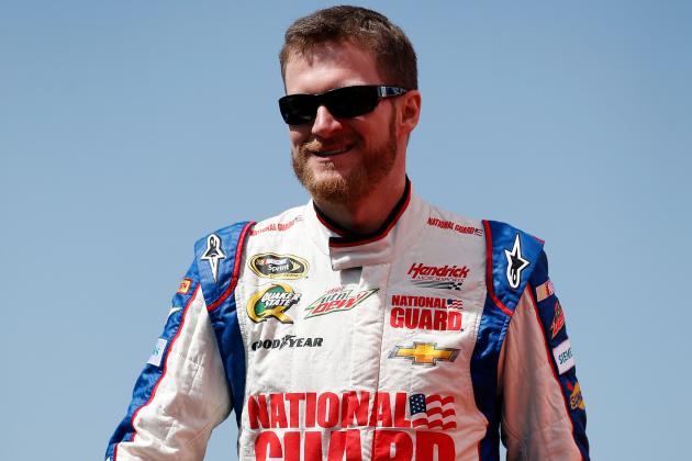 Jr. Enjoying His Fast Start to NASCAR Sprint Cup Season