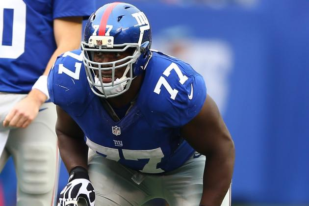 Giants to Re-Sign Left Guard Kevin Boothe on One-Year Deal