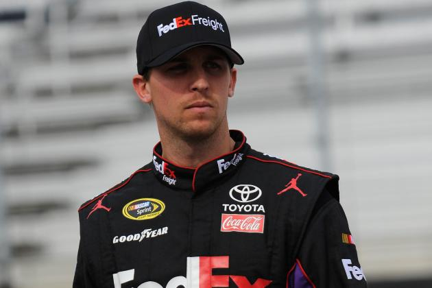 Denny Hamlin Injury: Updates on NASCAR Star Following Auto Club 400 Crash