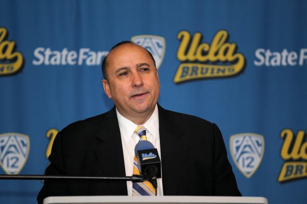 UCLA AD Dan Guerrero on Howland's Firing