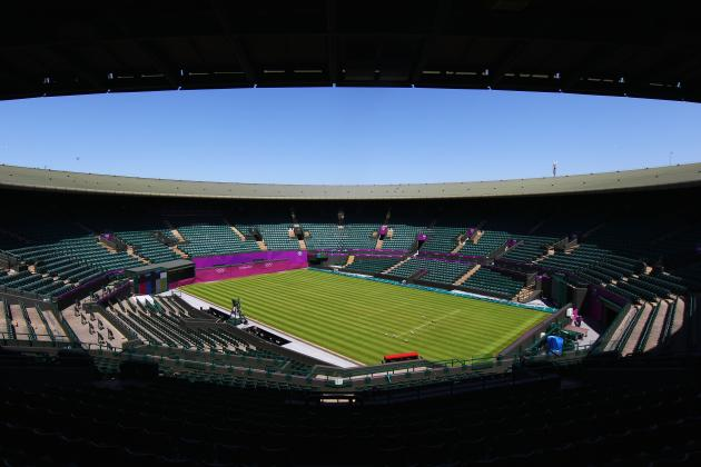 All England Club to Cover a Second Court