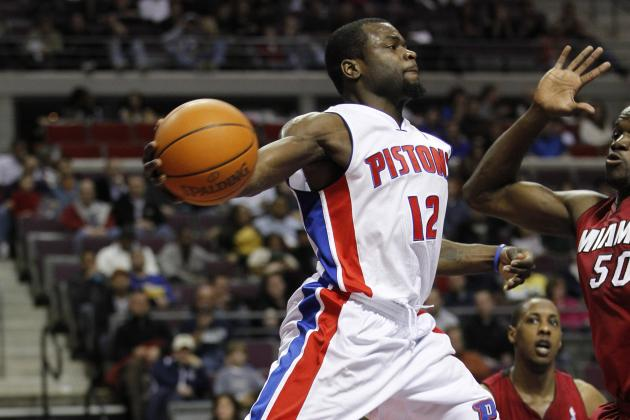 Pistons' Bynum Could Be Shut Down for Season Due to Hand