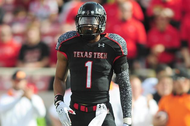 Texas Tech's Terrance Bullitt's Tweet About Football Being Fun Again Is Spot On