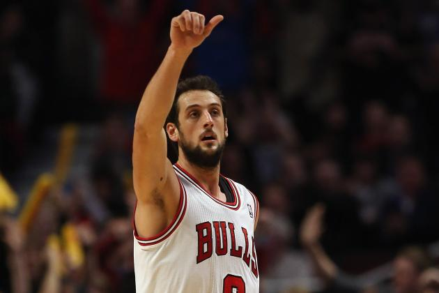 Marco Belinelli Working to Return as Soon as Wednesday