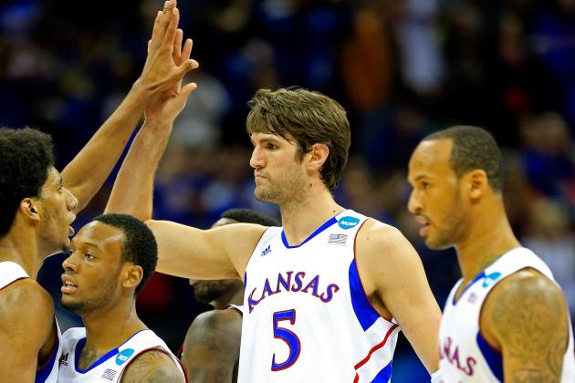 Halftime Speech by Seniors — not Bill Self — Sparks KU in 70-58 Win