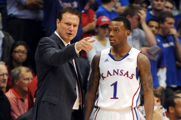 Naadir Tharpe Replaces McLemore in KU's Clutch Play Department