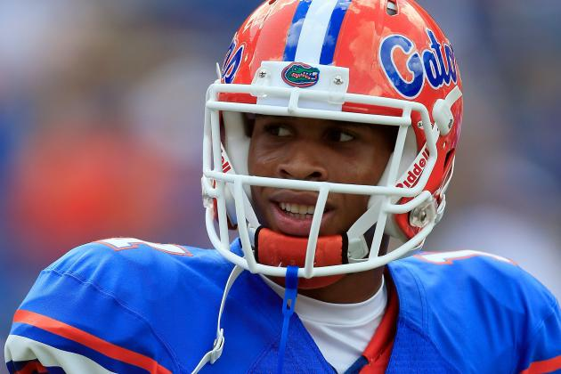Quinton Dunbar's Emergence at WR Is Huge for Florida