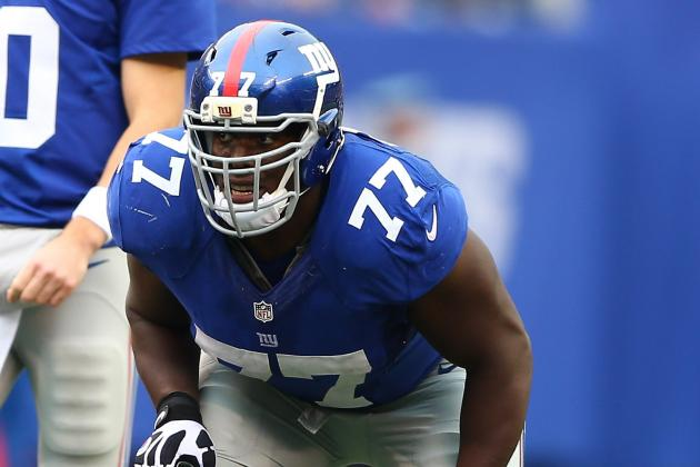 New York Giants: Big Blue Re-Signs OG Kevin Boothe to 1-Year Deal for 2013