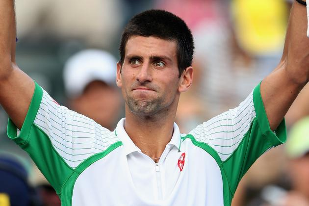 Djokovic, Ferrer and Tipsarevic Reach Sweet 16 at Sony Open