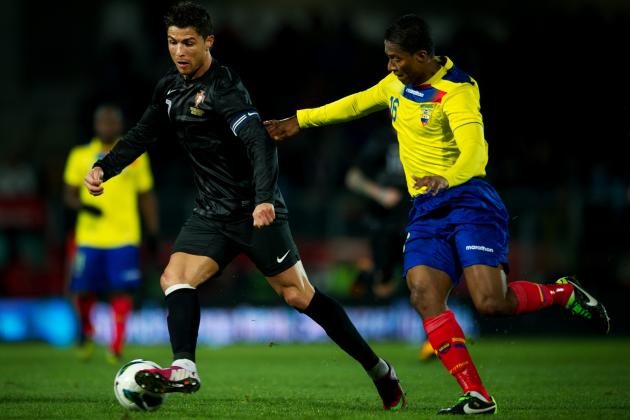 Cristiano Ronaldo Must Step Up to Ignite Portugal's World Cup Qualifying Run