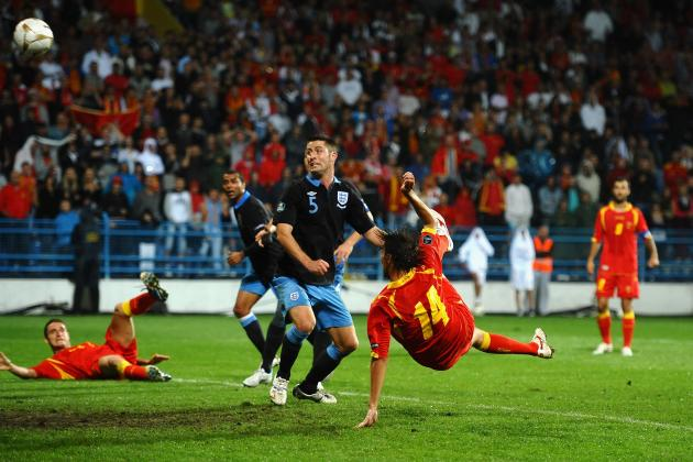 Montenegro vs. England: World Cup Qualifying Live Score, Highlights, Recap