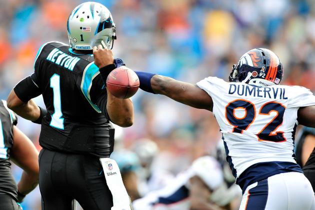 What Are the Experts Saying About the Ravens Signing Elvis Dumervil?