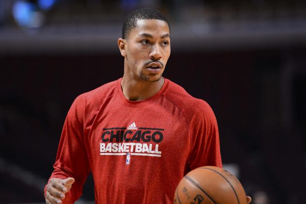 Derrick Rose's Patience Is Smart Approach with Uncertainty of Return