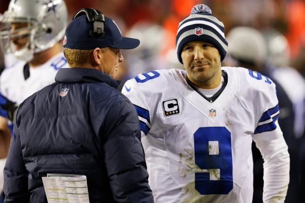 Durant, Huff and Allen Visit Cowboys: Sign That a Romo Extension Is Close?