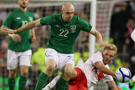 Conor Sammon Named in Republic of Ireland Team to Replace Keane