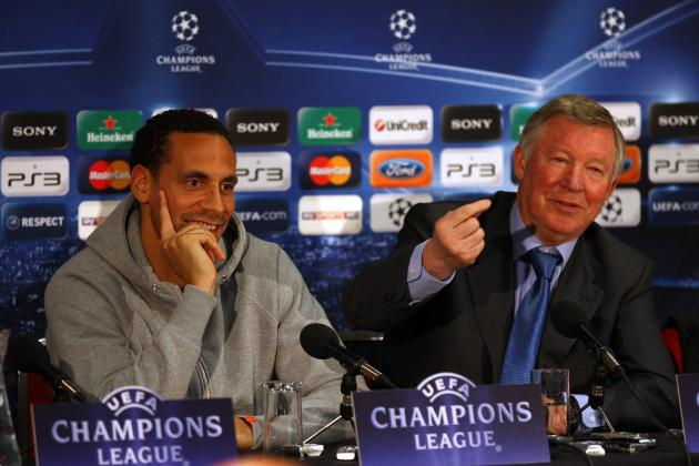 England: The Only Winner in Rio Ferdinand Selection Saga Is Sir Alex Ferguson