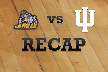 James Madison vs. Indiana: Recap, Stats, and Box Score